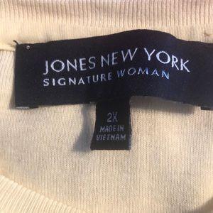 Jones New York Tops - Jones of New York Shirt